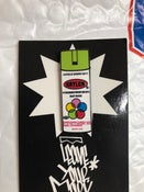 Image of Notch Top Jungle Green Spray Can Enamel Pin
