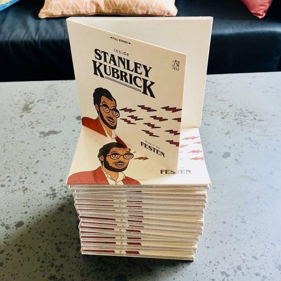 Image of Inside Stanley Kubrick
