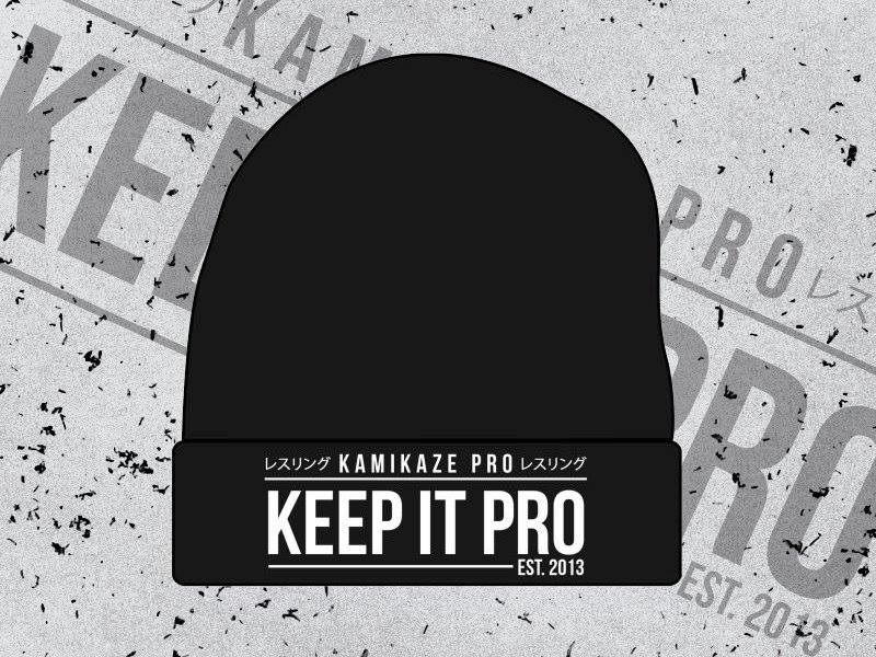 Image of Official Kamikaze Pro Beanie Hat
