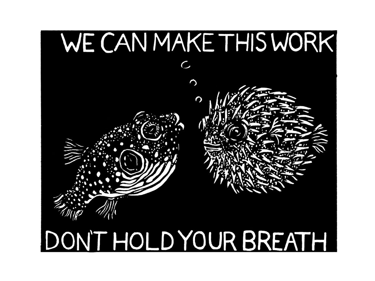 Image of I Love You, But (Blowfish)