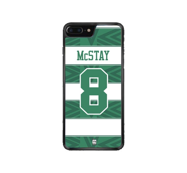 Image of Celtic 1994 home shirt phone case
