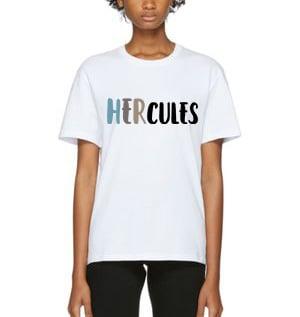 Image of HERcules tee
