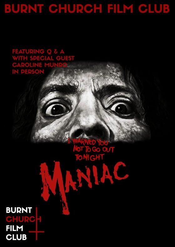 Image of Maniac (1980) - Screening & Caroline Munro In Person Q&A