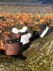 Image of Dinky Ninja Bears | Reborn