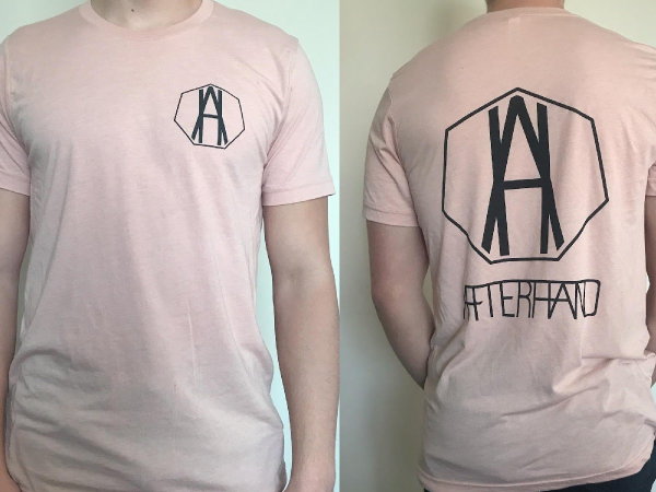 Image of Afterhand Peach T-Shirt