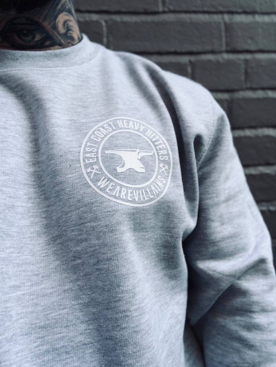 Image of East Coast Heavy Hitters Crewneck sweatshirt