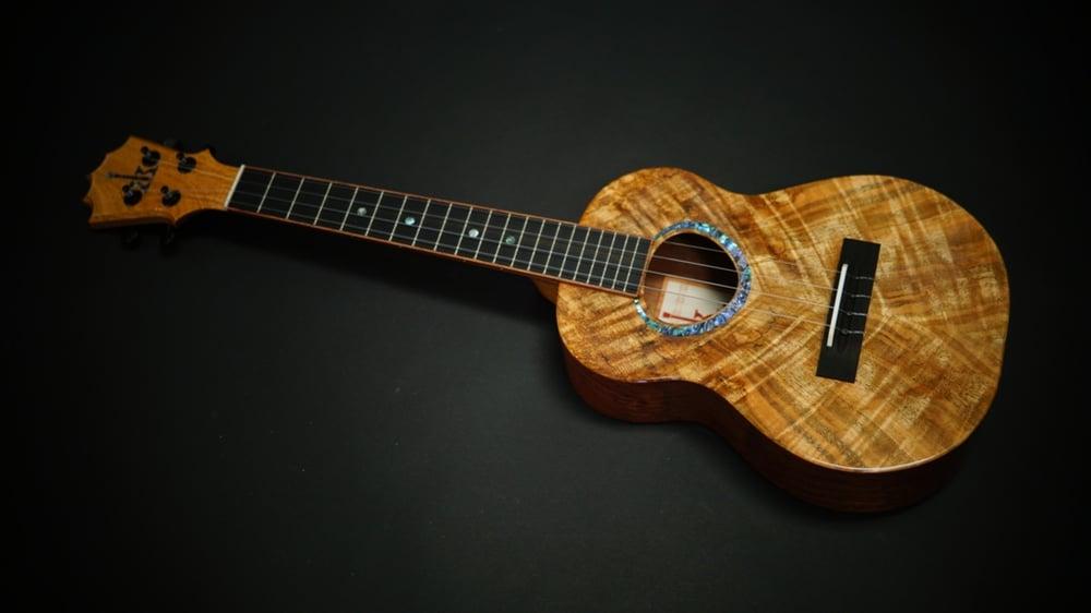 Image of KoAloha Custom Order Tenor Mango/Sapele