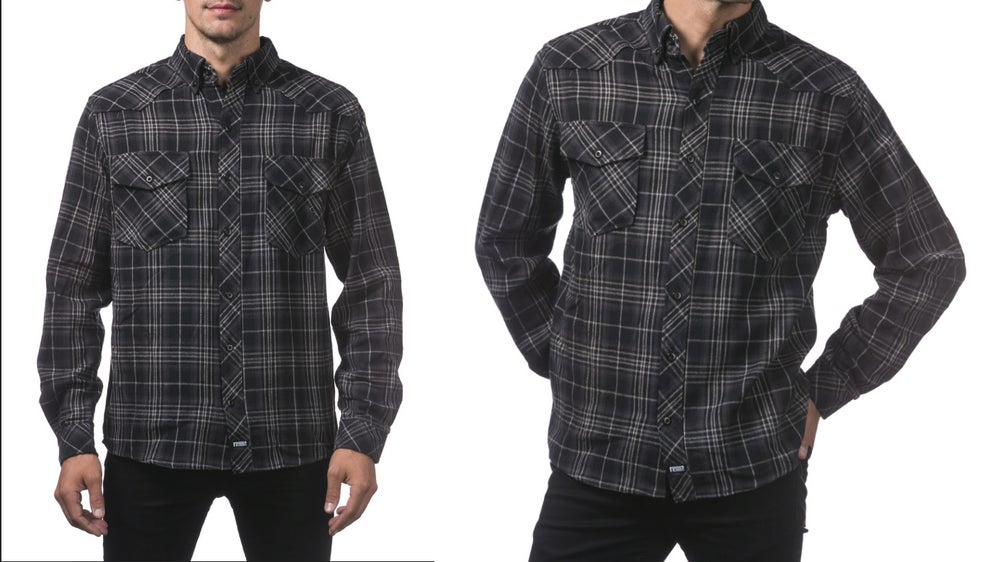 Image of Pro Club Flannels