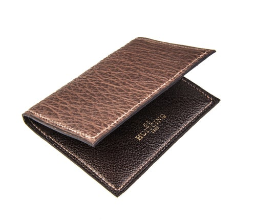 Image of Bifold n°2 - Shark card holder