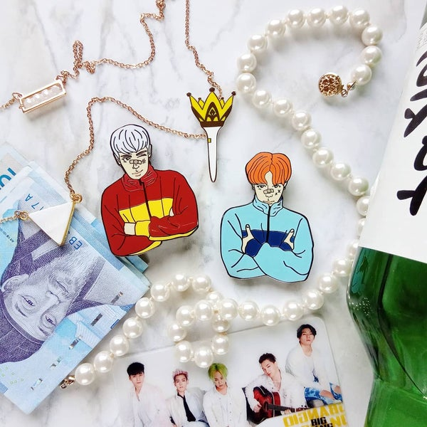 Image of GD&TOP Zutter Pin Set