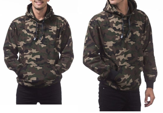 Image of Pro Club Camo Fleece