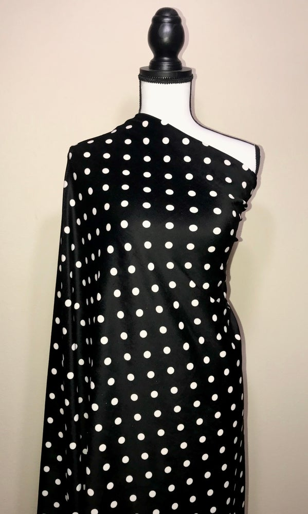 Image of Polka Dot Velvet