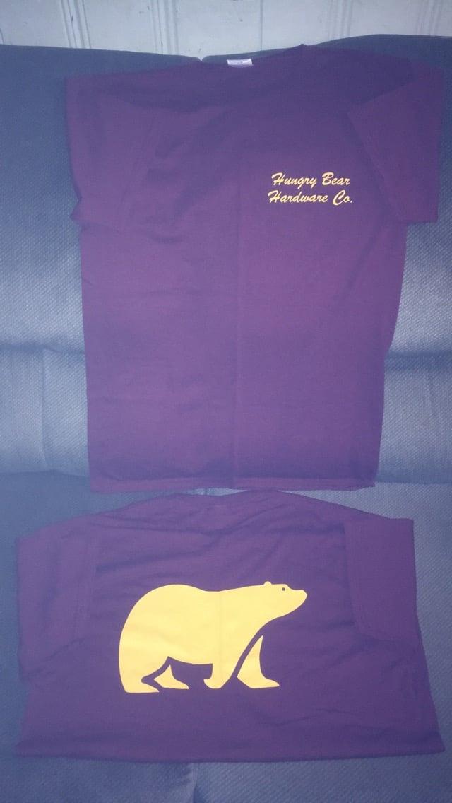 Image of Hungry Bear O.G. Bear short sleeve t-shirt