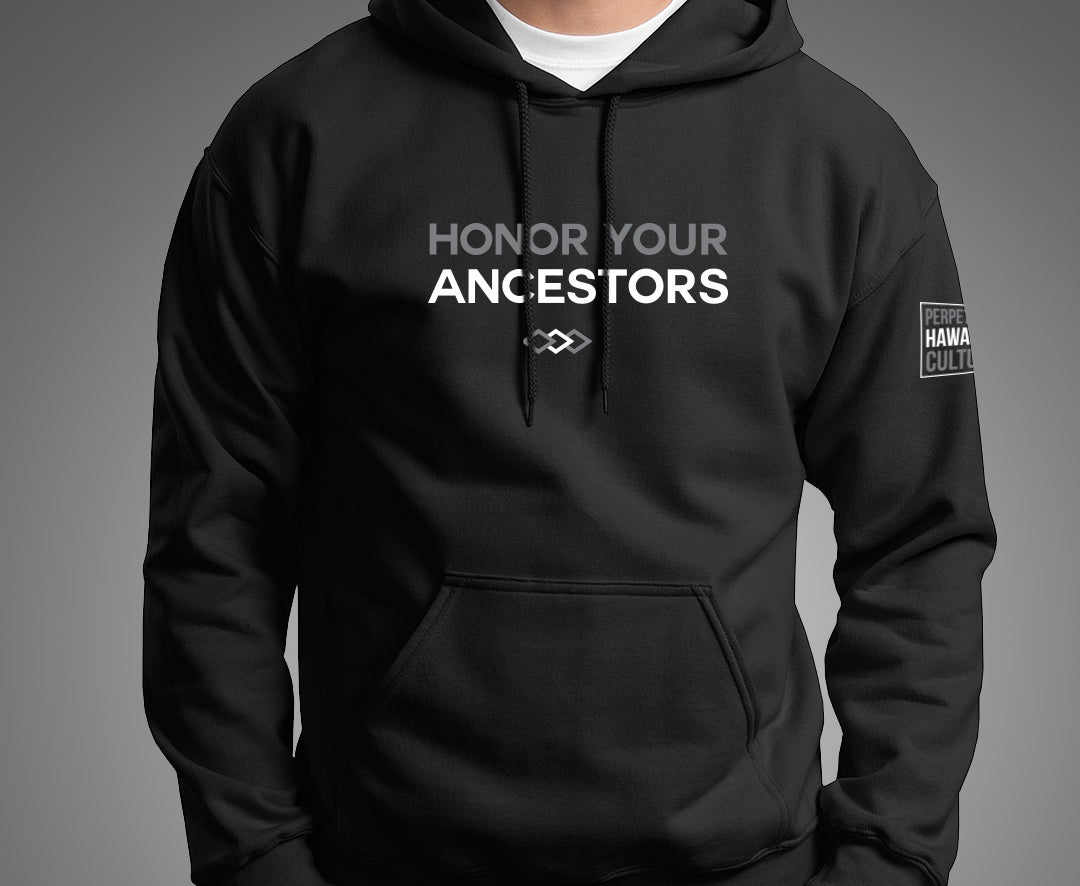 Image of Honor Your Ancestors Adult Hoodie