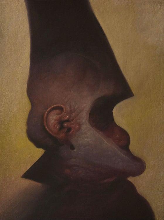 Image of Dos Diablos 'El Coronel' original art