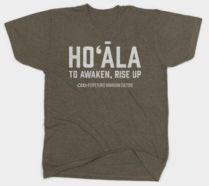 Image of Hoʻāla Adult Unisex Shirt