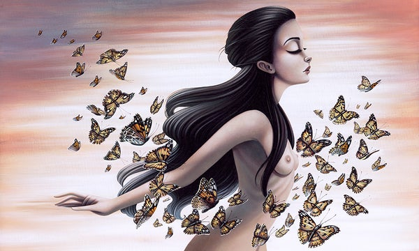 "Image of *NEW* ""Migrate"", Limited Edition Giclee Print"