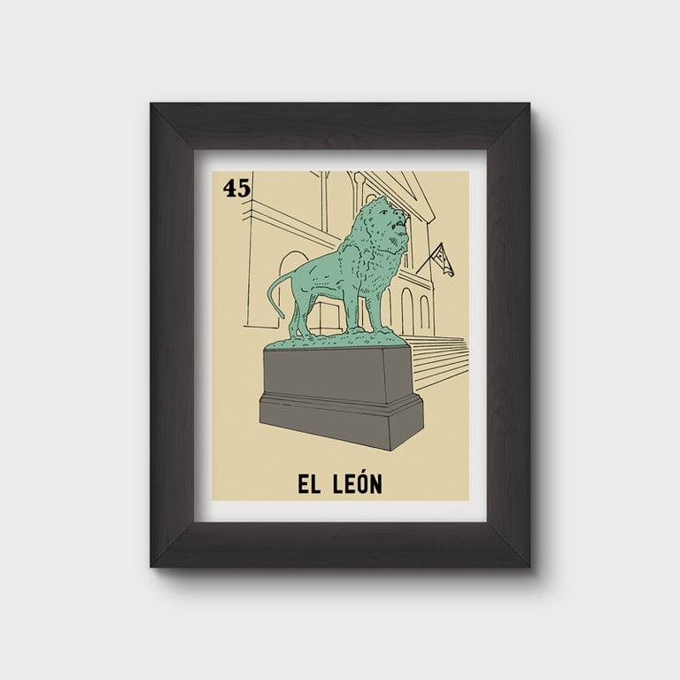Image of El León (misprint)