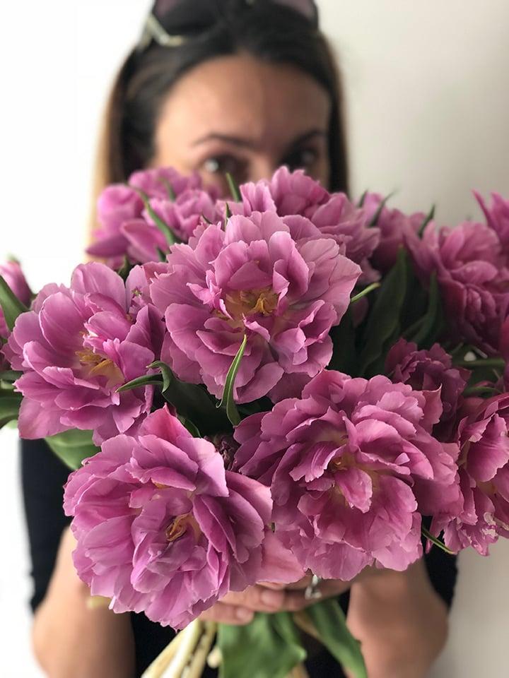 Image of Wild Flora Farm 2019 Spring Flower CSA