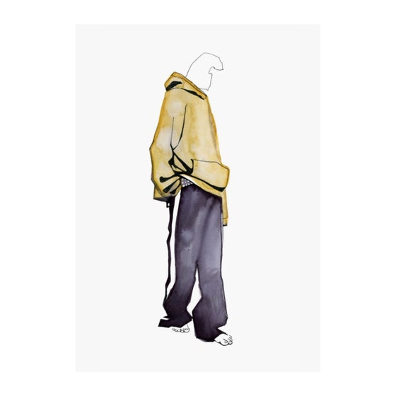 Image of Vetements / limited edition fine-art print