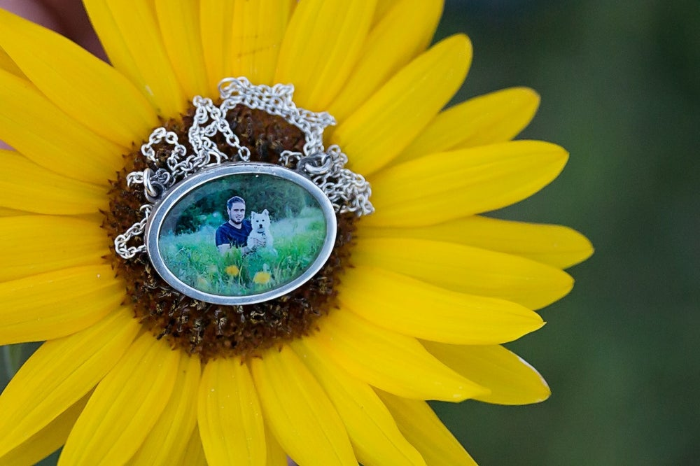 Image of Photo Necklace