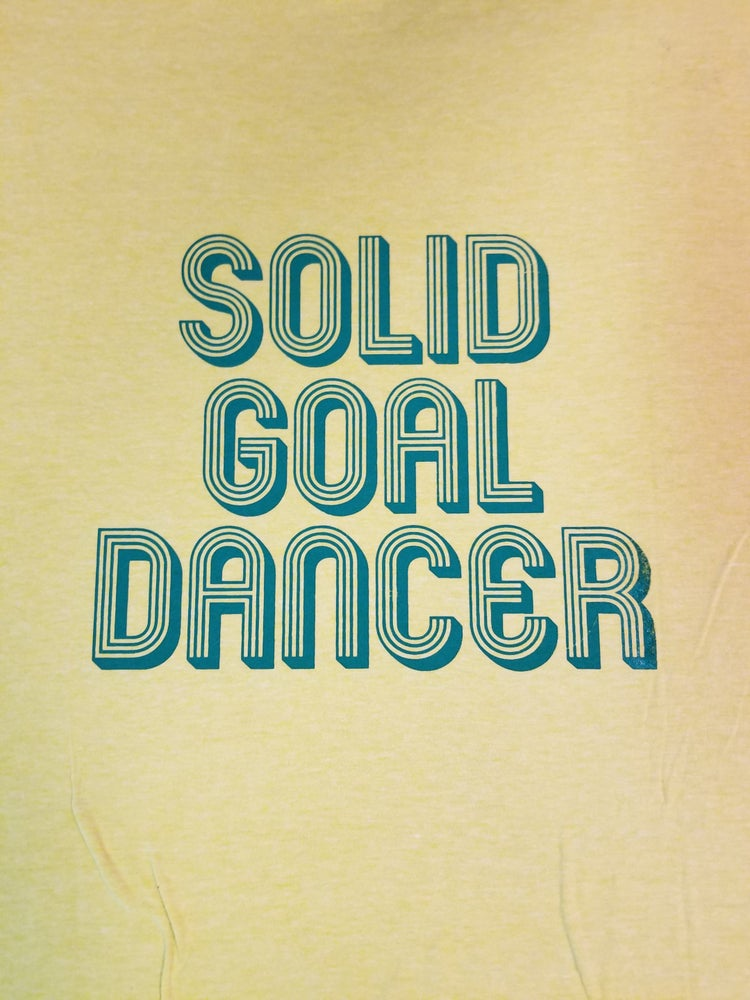 Image of Solid Goal Dancer