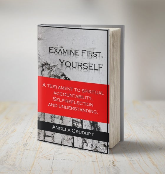 Image of EXAMINE FIRST, YOURSELF