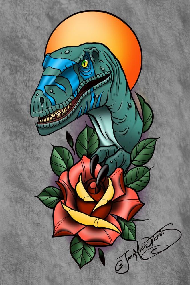 Image of Raptor rose