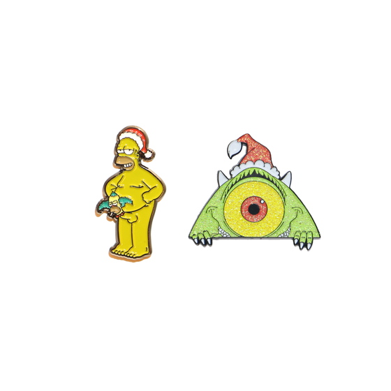 Image of CHRISTMAS PINS !