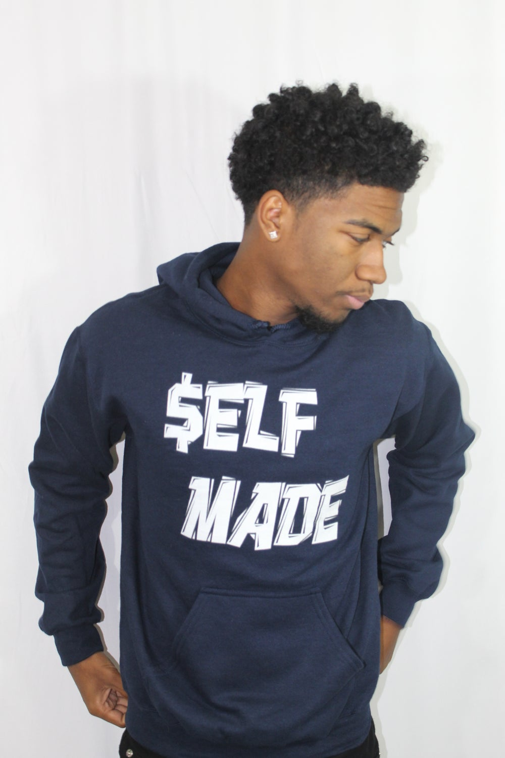 Image of Self Made Hoodie