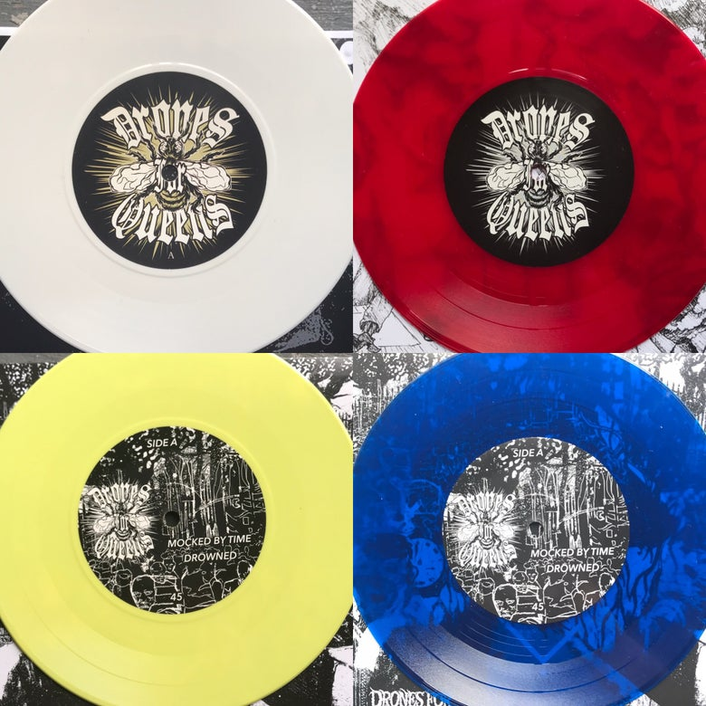 Image of Drones for Queens Vinyl 3 Pack