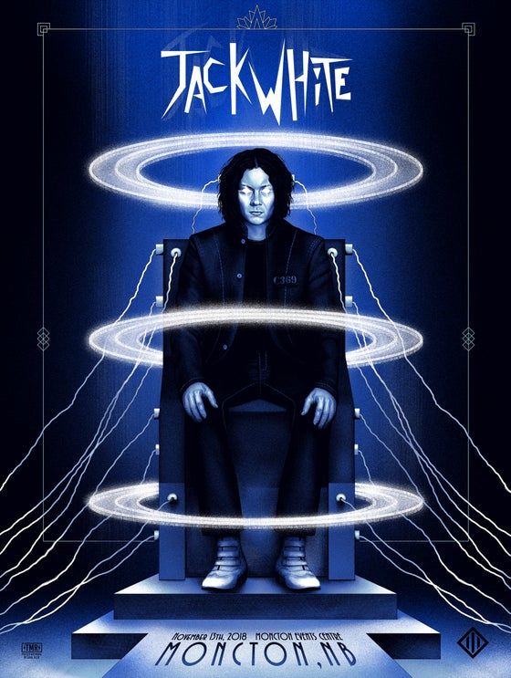 Image of Jack White - Moncton, Nov 13th