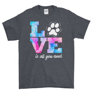Image of Love is all you need t-shirt