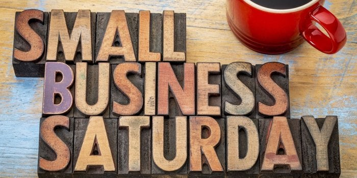 Image of Small Business Saturday Deals