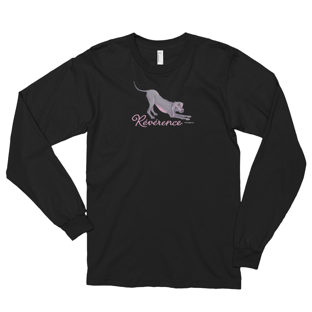 Image of Unisex Long Sleeve T-shirt