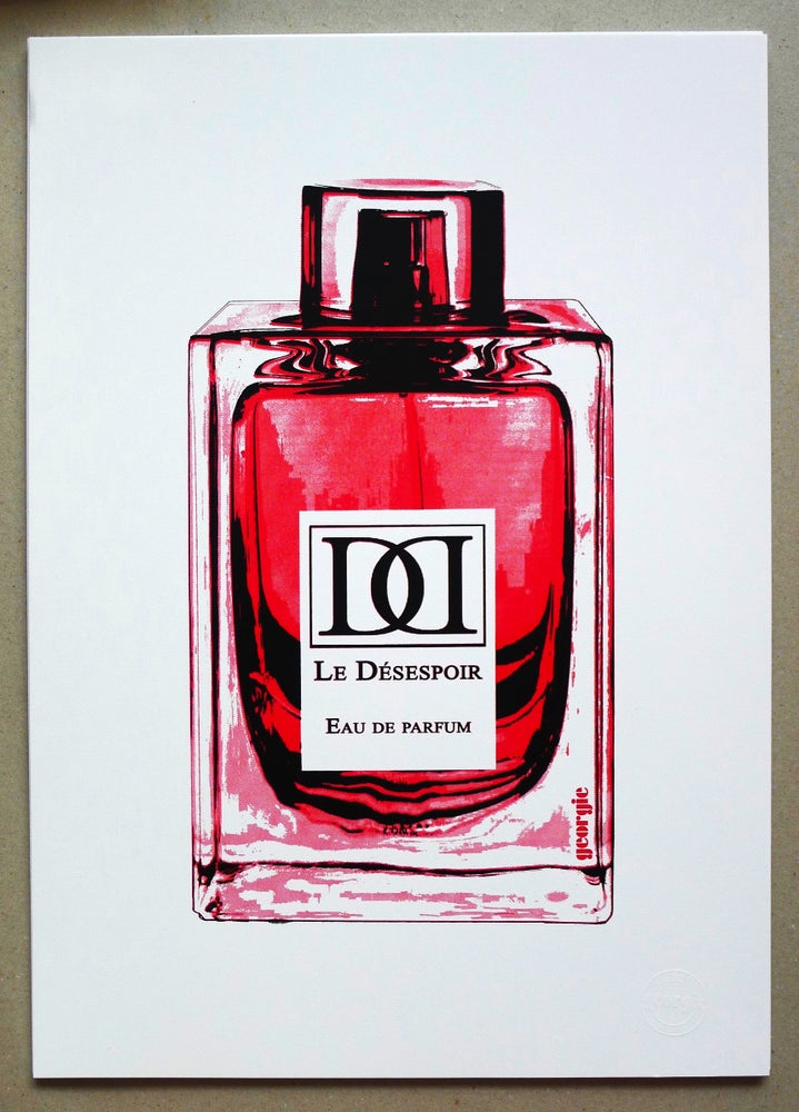 Image of Le Désespoir (The smell of desperation)