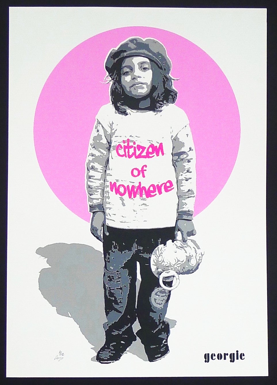 Image of Citizen of Nowhere