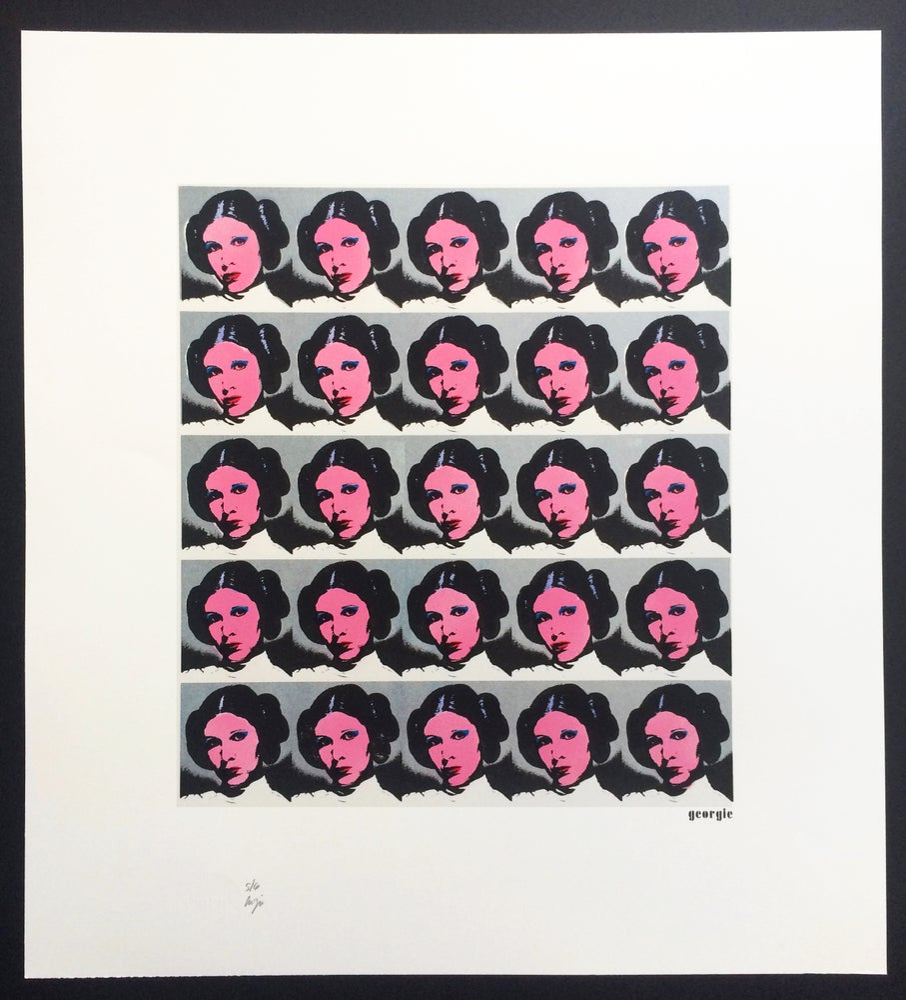 Image of Star Warhol