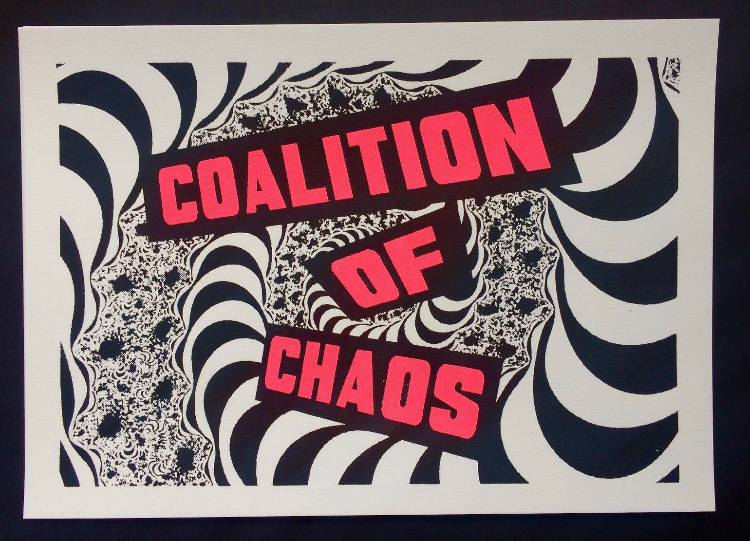 Image of Coalition of Chaos