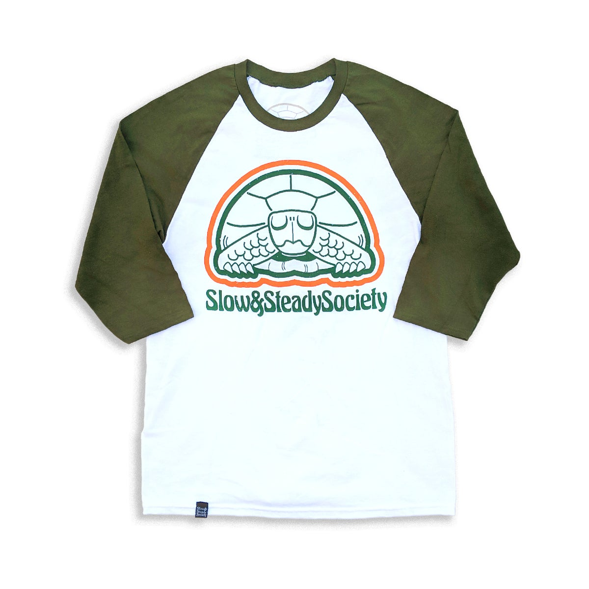 Slow & Steady Team Raglan