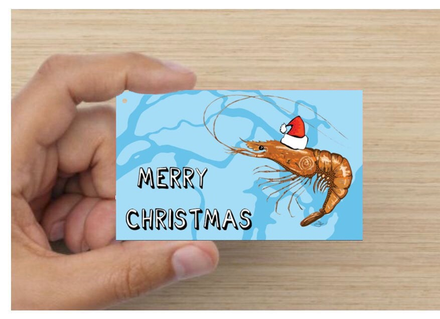 Image of 50 Pack Christmas Gift Tags