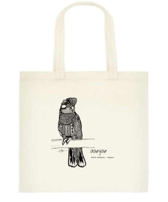 Image of Animal Canvas tote Small