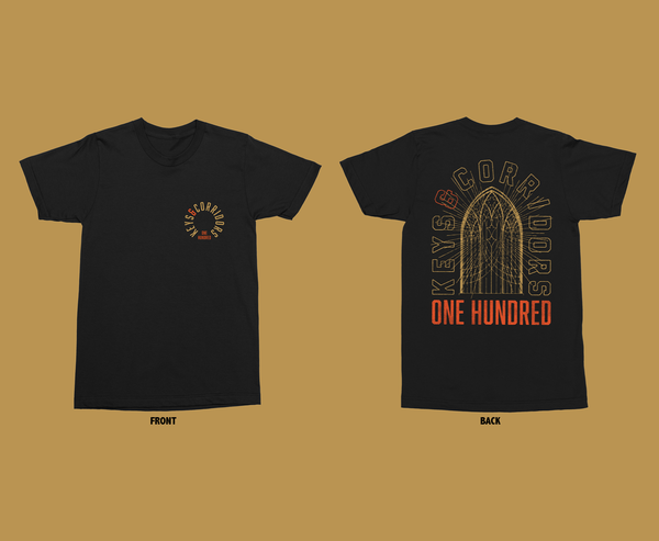 Image of One Hundred Tee *PRE-SALE*