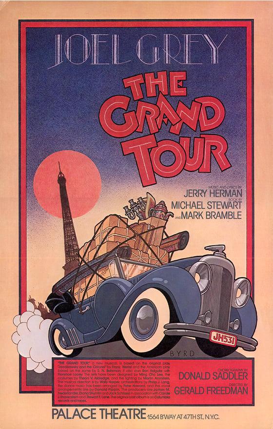 "Image of ""THE GRAND TOUR"" JOEL GRAY - 1977"