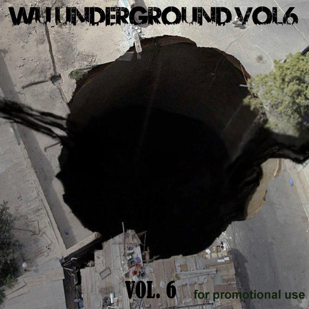 Image of Wu-Underground vol. 6