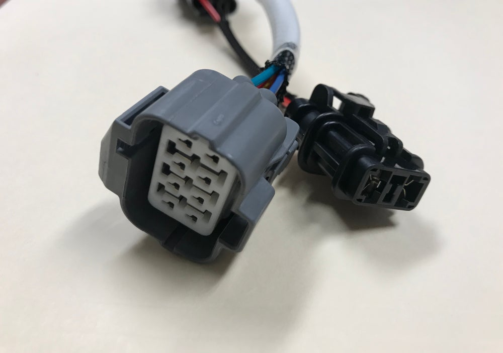 Image of Sparkks Racing 10pin OBD2 to OBD1 Distributor Jumper Harness Honda Acura
