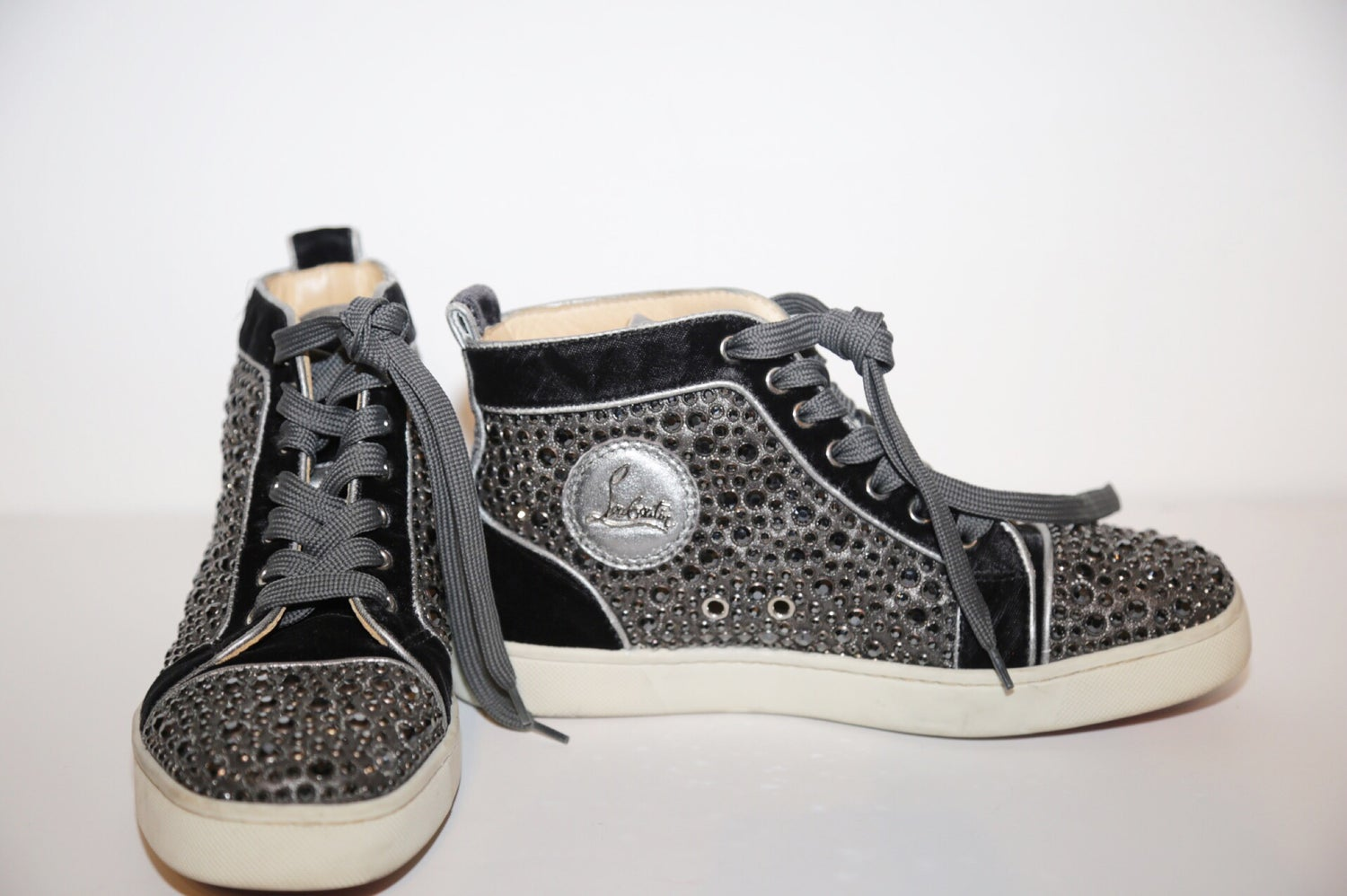 newest 3dba5 cc298 CHRISTIAN LOUBOUTIN SNEAKERS
