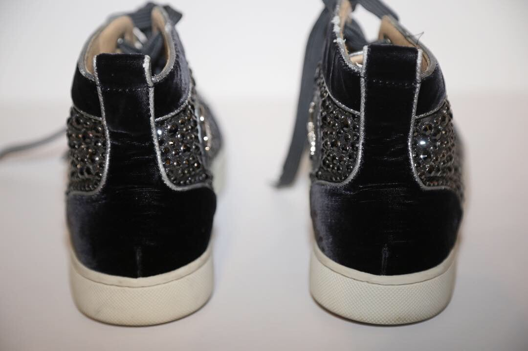 Image of CHRISTIAN LOUBOUTIN SNEAKERS