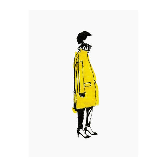 Image of Yellow | limited edition fine-art print