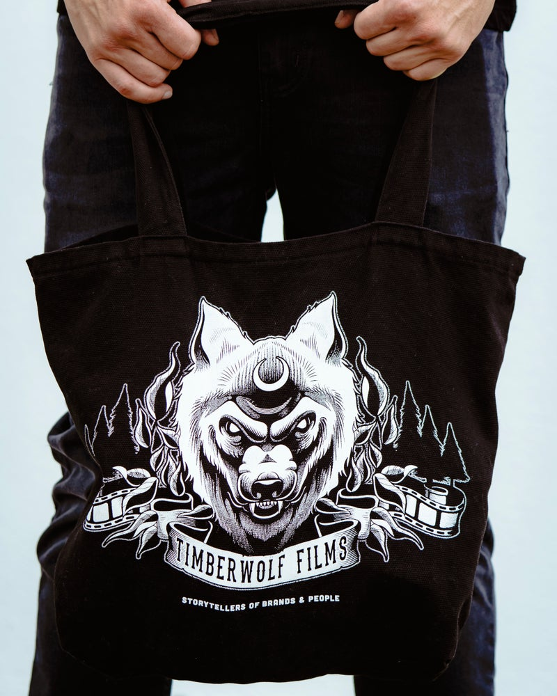 Image of WOLF TOTE
